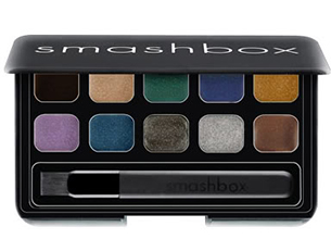 Smashbox cream eyeliner palette
