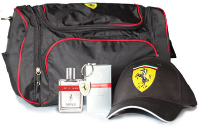 Win with Ferrari RED POWER and Beauty South Africa