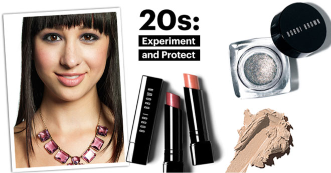 Bobbi Brown beauty at every age