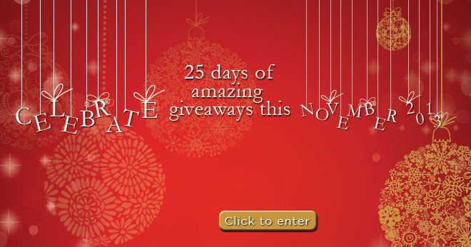 Advent calender giveaways
