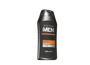 Avon Men Essentials 3-In-1 Shampoo, Conditioner & Shave