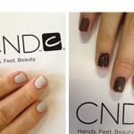 CND Shellac nail colour