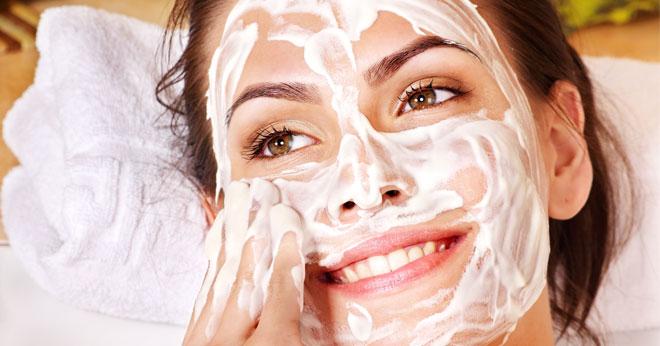 Exfoliating dry skin