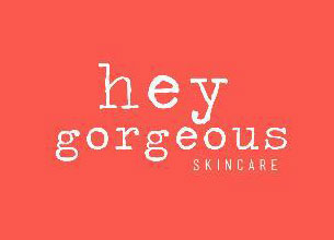 Hey Gorgeous skin care