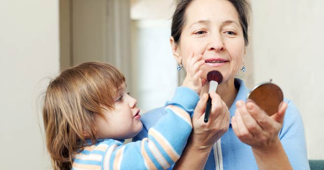 Multitasking beauty products for busy mothers
