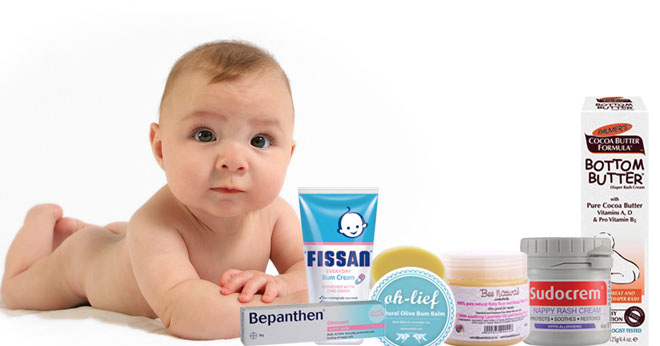 The best nappy rash products for baby