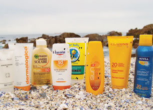 Sunscreens for your body