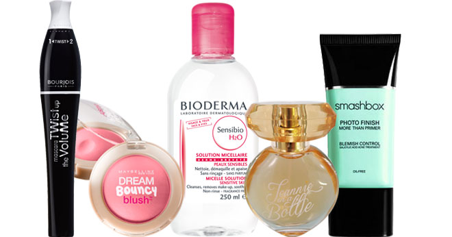 December's new beauty products