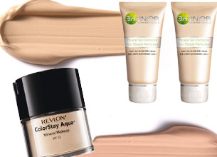 Most reviewed foundations of 2013