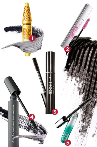 most reviewed mascaras of 2013