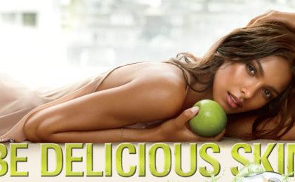DKNY's skin-enhancing new fragrances