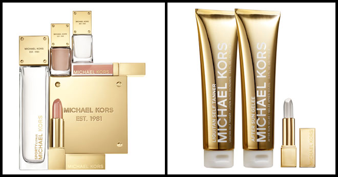 Michael Kors make-up collection
