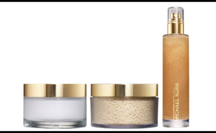 Introducing: The Michael Kors Fragrance and Beauty Collection