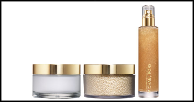 Michael Kors body products