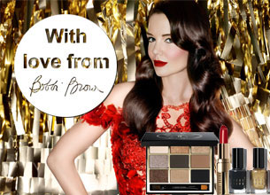 Win Bobbi Brown make-up
