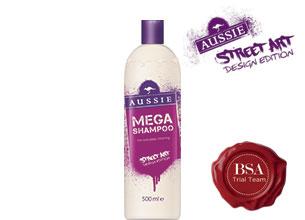 Aussie Mega Instant Shampoo