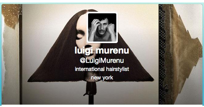Luigi Murenu on Twitter