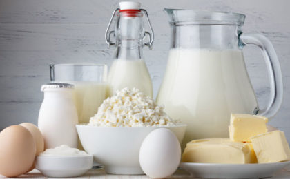 Is there a link between acne and cow's milk?