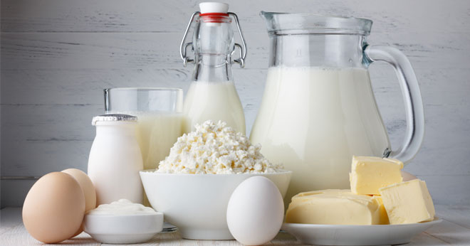 Is there a link between dairy products and acne?
