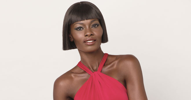 The new face of Elizabeth Arden Africa