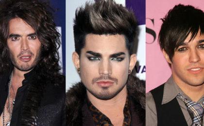 Should men be wearing make-up?
