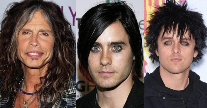 Men who wear make-up