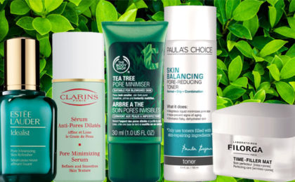 The beauty of pore-minimising products