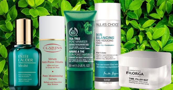 Pore-Minimising-products