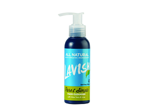 Lavish Pure & Simple Face Cleanser