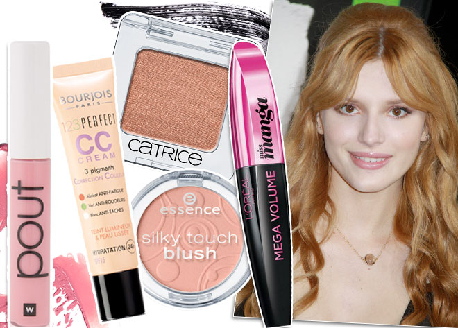 Get the look: Bella Thorne