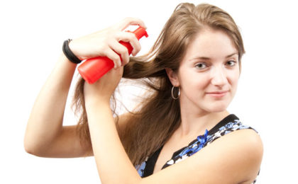 How to: use dry shampoo