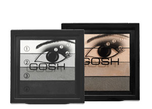 GOSH Cosmetics Smokey Eyes Palette