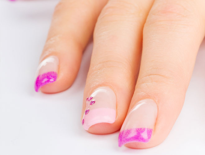 Beautysouthafrica How To How To Apply False Nails At Home