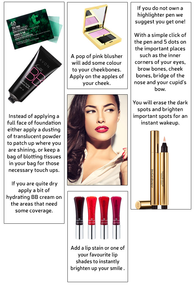 Makeup-refresh