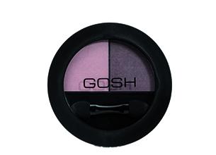 GOSH Cosmetics Matt Duo Eyeshadow
