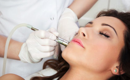 The deal on microdermabrasion