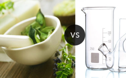 Natural or chemical: which is better?