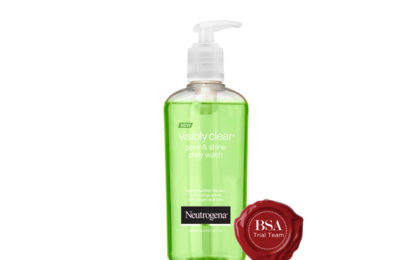 NEUTROGENA® Visibly Clear Pore & Shine Daily Wash