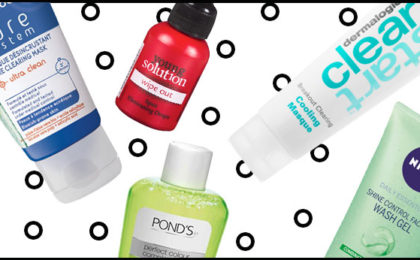 Our top five teen cleansers