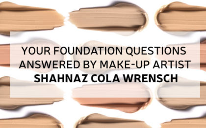 Your foundation questions answered