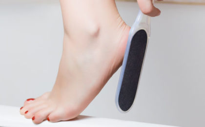 How to: use a foot file
