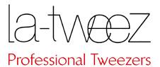 la-tweez logo