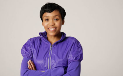 Our exclusive interview with adidas brand ambassador Letshego Moshoeu