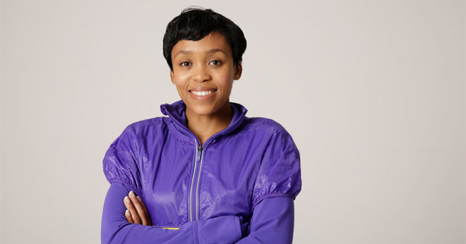 Exclusive interview with adidas brand ambassador Letshego Moshoeu