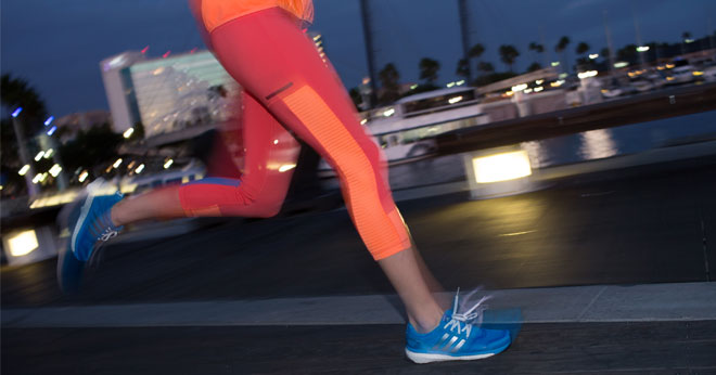 The differences between running, jogging and sprinting brought to you by adidas