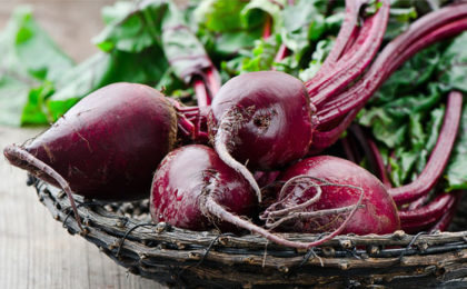 Food of the month: Beetroot