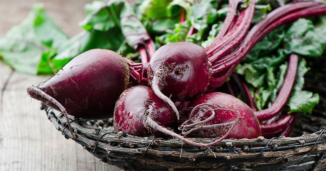Food of the month beetroot