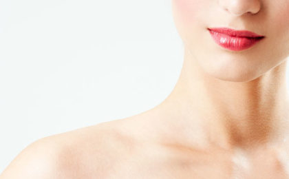 How to: show off your décolletage
