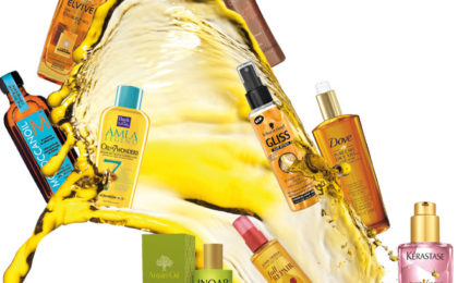 Hair oils, glorious hair oils