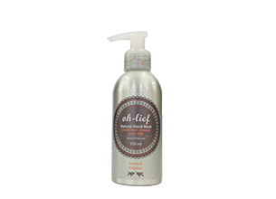 Oh-Lief Natural Hand Wash Grapefruit, Sweet Orange & Tea Tree